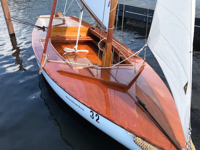 BM (16m²) zeilboot huren Kaag (Kagerplassen)