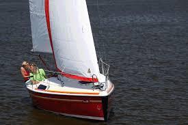 Fox 22 kajuitzeilboot huren Kaag (Kagerplassen)